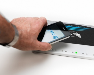 NFC - Near field communication / contactless payments